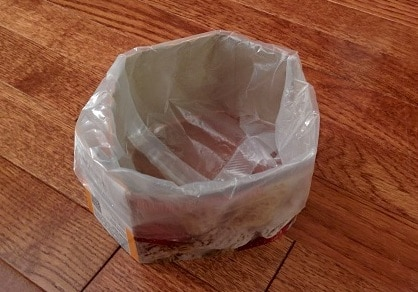 diy collapsible dog bowl