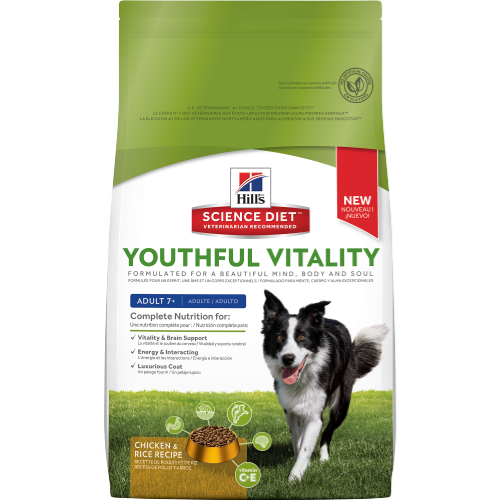 Science Diet Dog Food - Precisely Balanced Nutrition