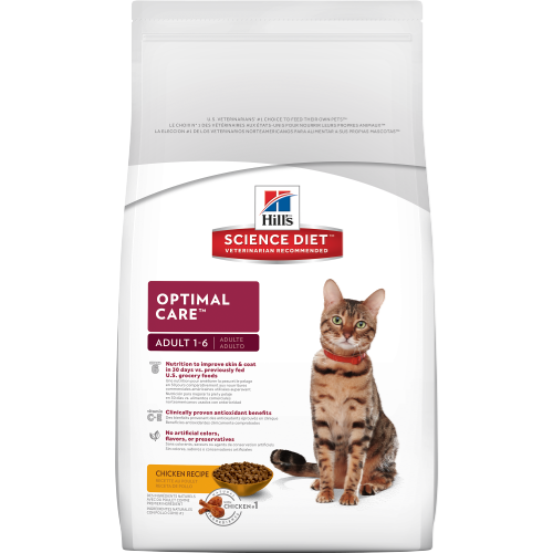 Science Diet Perfect Weight Cat Reviews