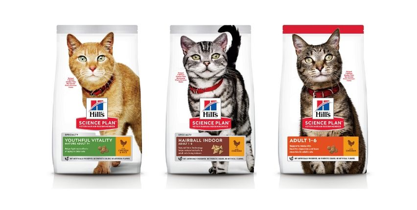 Hill S Cat Food For High Quality Nutrition Hill S Pet