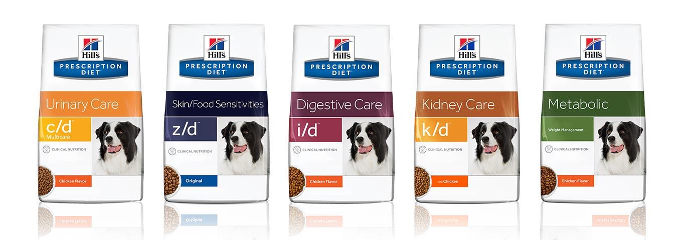 Types Of Prescription Dog Food