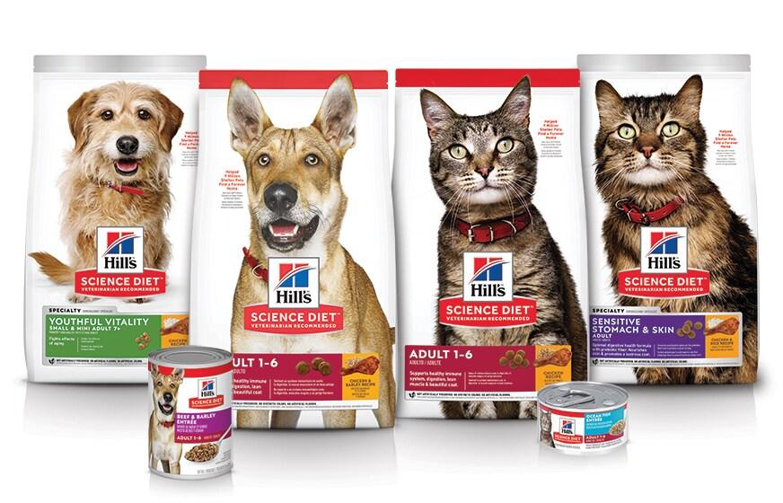 Science Diet Pet Food Hill S Pet