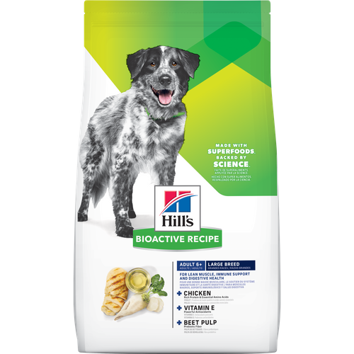 Hill S Bioactive Recipe Adult 7 Thrive Vigor Dog Food
