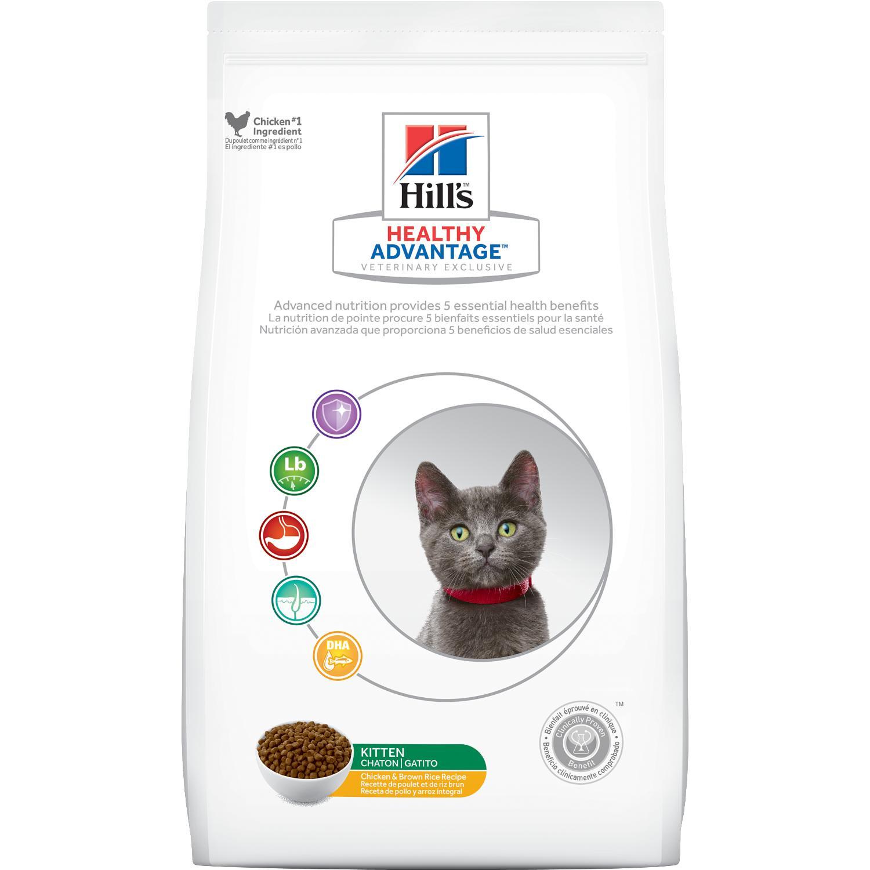 Hill S Healthy Advantage Kitten Dry