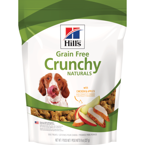 Hill's Grain Free Crunchy Naturals Package Photo