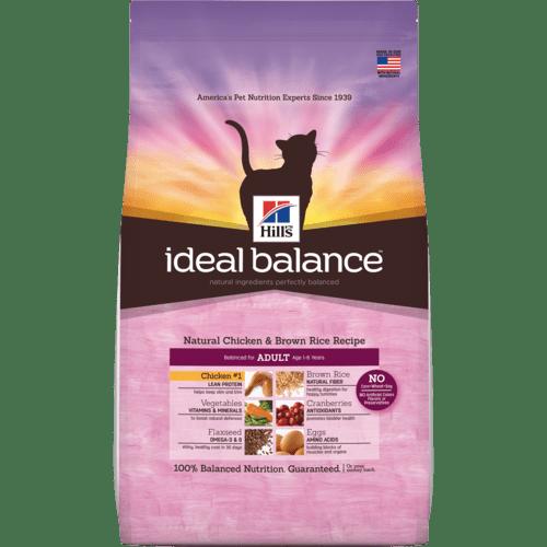 Natural Balance Kitten Food Ingredients