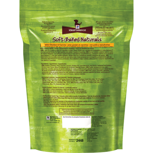 Hill's® Ideal Balance™ Soft-Baked Naturals with Chicken ...