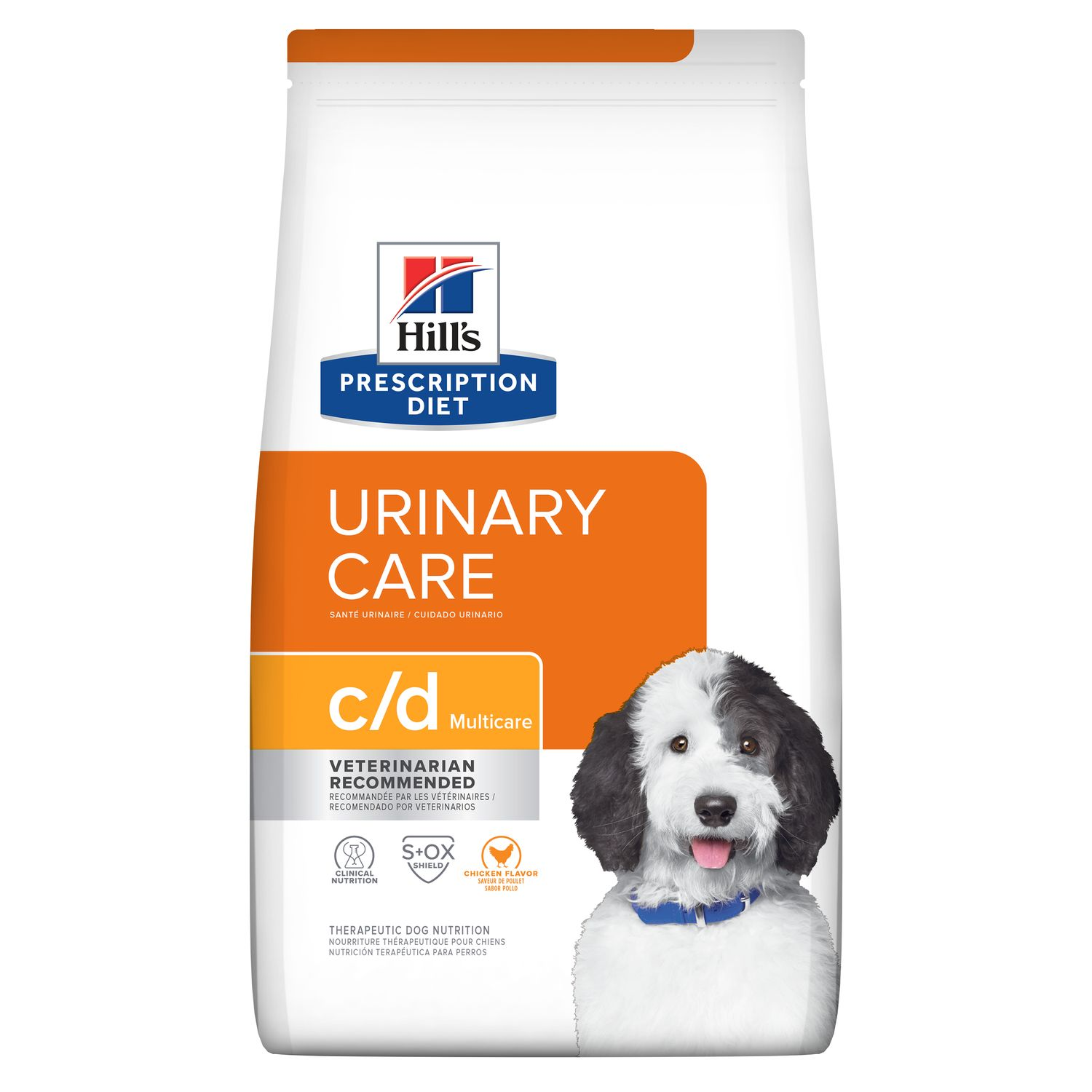 cd and urinary multicare pet food science diet