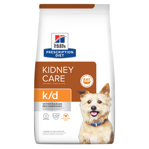Hill S Prescription Diet K D Canine Kidney Care Dry Food