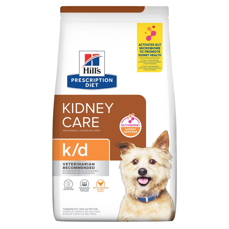 Hill S Prescription Diet K D Canine Dry