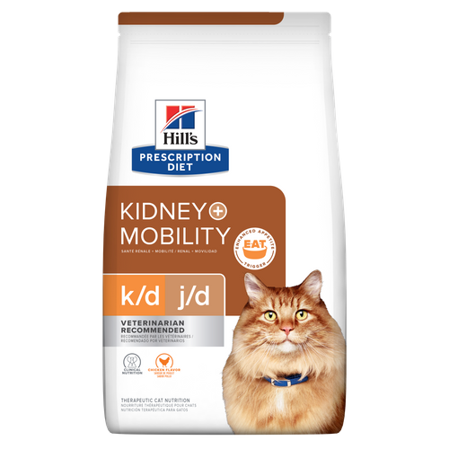 Hills Prescription Diet K D Dry Cat Food Chicken