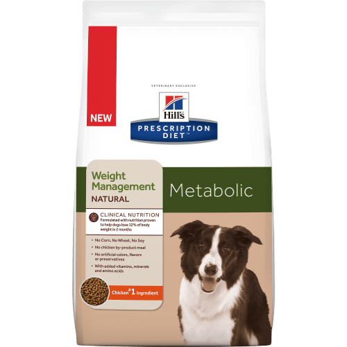 Hills Prescription Diet Metabolic Canine Dry