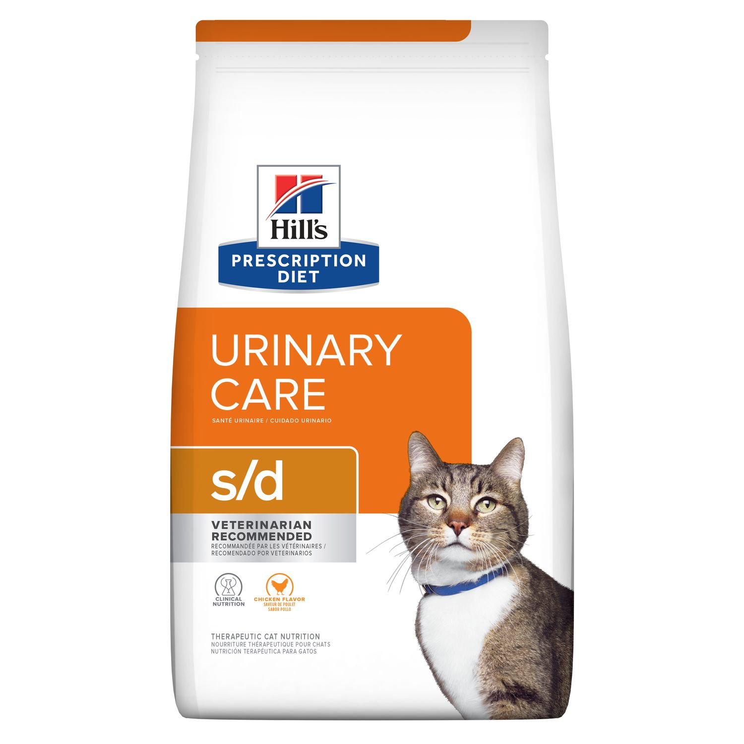 struvite crystals hills science diet urinary cat food