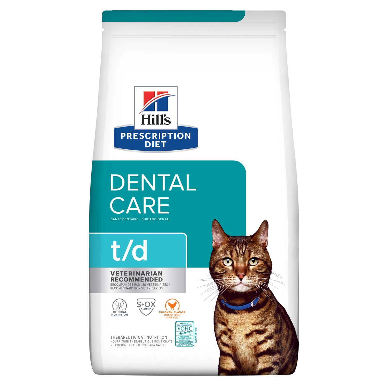 hills science diet rx cat food