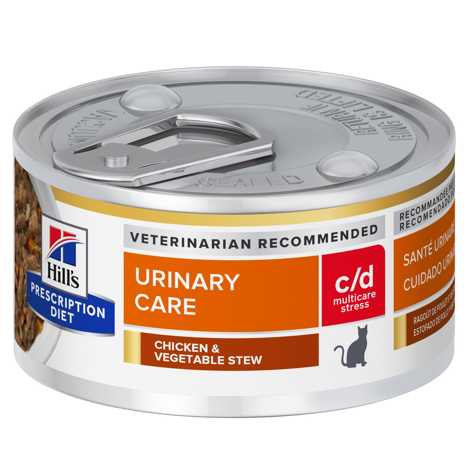 Hill's® Prescription Diet® C/d® Multicare Stress Feline