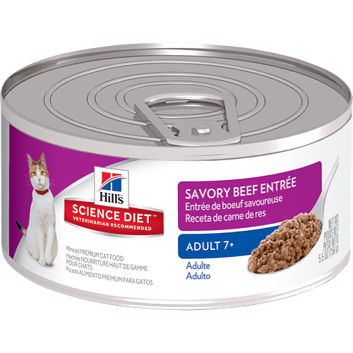 Hill S Science Diet Canned Cat Food Phosphorus