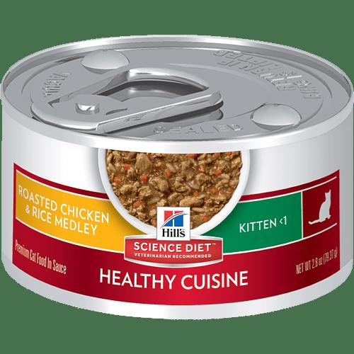 Healthy Advantage Kitten Food