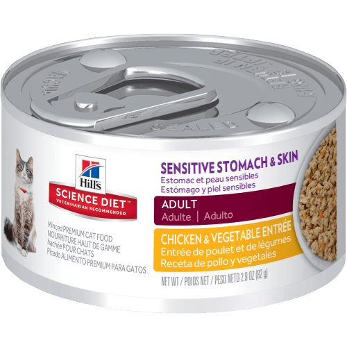 Hills Science Diet Sensitive Stomach Skin Chicken Vegetable