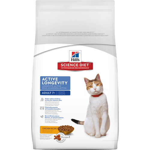 Health Cat Food Chicken And Brown Rice Dinner Dry