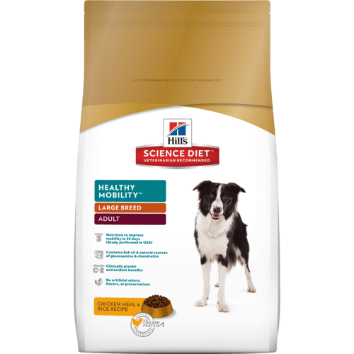 Hill's® Science Diet® Adult Healthy Mobility™ Large Breed