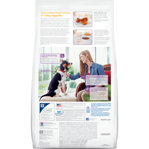 Hill's® Science Diet® Adult 11+ Small & Toy Breed Age Defying Dog Food